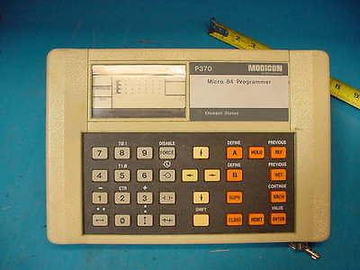 Modicon Micro 84 Programmer P370