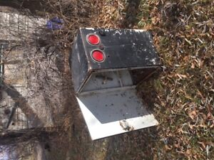 For Sale: Steel Tool Box