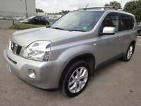 2010 Nissan X-Trail 2.0 170BHP 6 Speed Manual TL DCi Tekna Plus 4x4 5door
