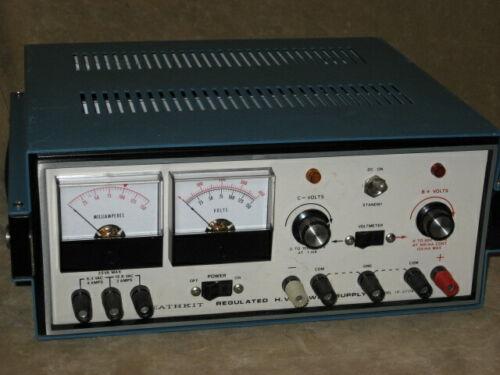 Heathkit IP-2717A, restored