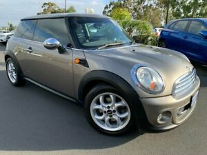 2011 Mini Hatch R56 LCI Cooper Steptronic Gold 6 Speed Sports Automatic Hatchback East Bunbury Bunbury Area Preview
