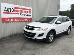 2012 Mazda CX-9 GS -- GARANTIE 1 AN / 15 000 KMS --