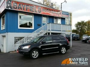 2010 Honda CR-V EX-L AWD **Leather/Sunroof/1 Owner**