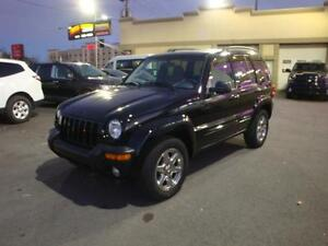 Jeep Liberty Sport 2004 Cuir-NoRust-FullRecondition a vendre