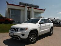 2014 Jeep Grand Cherokee Limited AWD