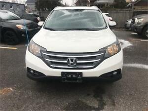 2012 Honda CR-V Touring, non Accident ,Fully Loaded ,Certifed