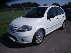 CITROEN C3 AIRDREAM PLUS HDI White Manual Diesel, 2009