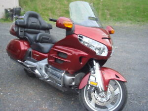 gold wing 2001
