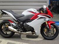 Honda CBR600 FA