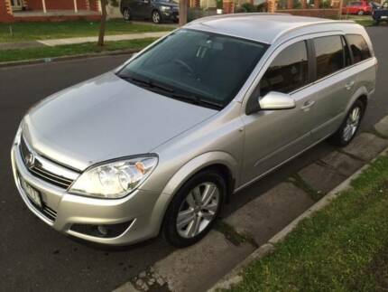 2008 Holden Astra Wagon Turbo Diesel 92,000 KM ONLY !!! Melbourne CBD Melbourne City Preview