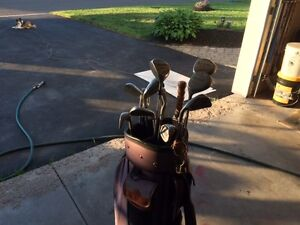 Wilson 1200 golf clubs - LEFT