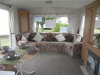cheap static caravan for sale seaview pitch NEW FACILITIES NORTHEAST COAST NEAR AMBLE SANDY BAY