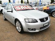 2012 Holden Commodore VE II MY12.5 Z Series Silver Sports Automatic Sedan Mount Druitt Blacktown Area Preview