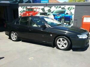 2002 Holden Commodore VY S Black 5 Speed Manual Sedan Greenacre Bankstown Area Preview