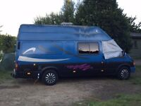 Ford Transit LWB Hi-Top Camper Conversion 2.5D