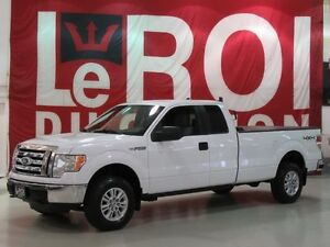 Ford F150 XLT 4WD 5.0L 163'' 8FT 2012