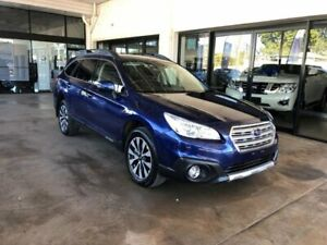 2017 Subaru Outback B6A MY17 2.5i CVT AWD Fleet Edition Blue 6 Speed Constant Variable Wagon Menzies Mt Isa City Preview