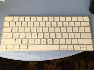 Apple Magic Keyboard - New Version with Rechargable Battery