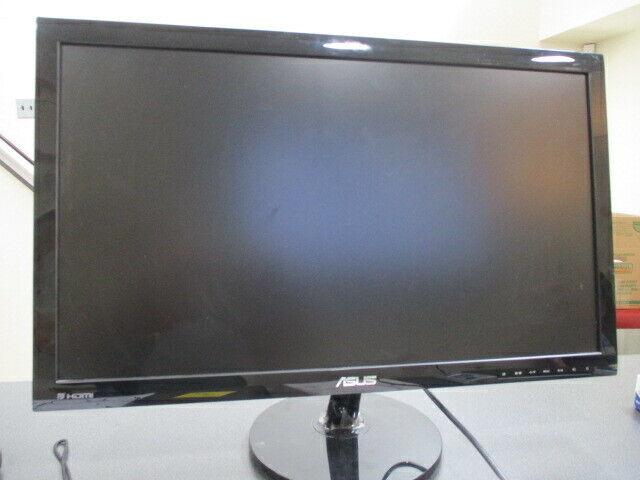 "ASUS VS278Q-P 27"" Full HD LED LCD Monitor -Black HDMI, Display port, VGA."