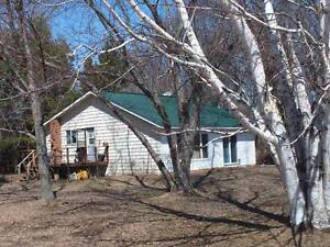 Beautiful Home on 5 Acre Country Property on St. Joseph Island!