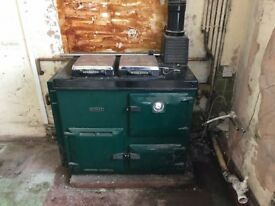Rayburn 368 Boiler and cooker - spares or repair