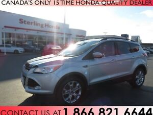 2013 Ford Escape SEL 4dr FRONT WHEEL DRIVE | 1 OWNER | LEATHER |