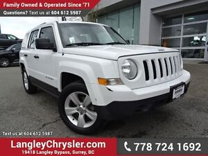 2014 Jeep Patriot Sport/North ACCIDENT FREE w/ 4X4 & A/C