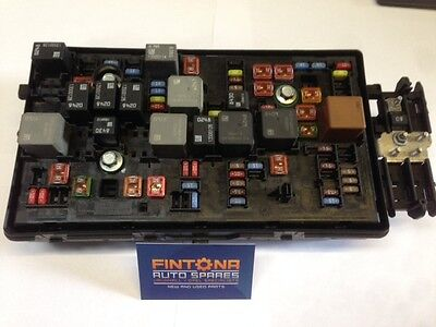 vauxhall insignia relay box | relay box for sale (new and ... vauxhall tigra fuse box location
