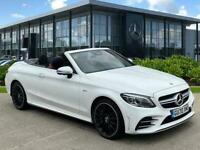 2020 Mercedes-Benz C Class C43 4Matic Premium Plus 2Dr 9G-Tronic Auto Cabriolet