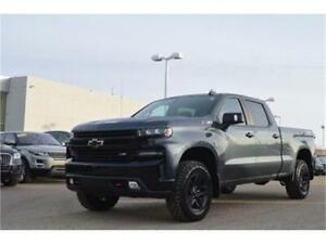 2019 Chevrolet Silverado 1500 LT Trail Boss Call 780-938-1230