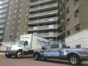 T-Bay Movers™ || PROFESSIONAL OFFICE MOVERS