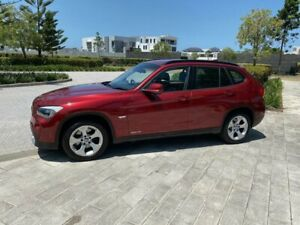 BMW X1 MY13 sDrive in VERMILLION RED DUCO Biggera Waters Gold Coast City Preview