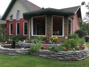 Home for Sale in Rural Strathcona County, AB (3bd 2ba/1hba)