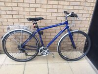 Excellent condition Women's Trek bicycle (7.2 FX WSD)- all accessories included!!! £175