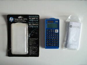 Calculatrice HP , scientifique