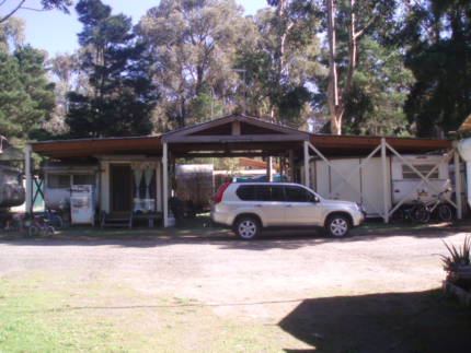 On site Caravans located at Lake Glenmaggie. Heyfield Wellington Area Preview