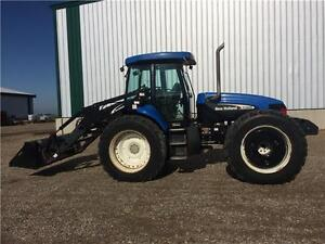 New Holland TV145 bidirectional for sale!