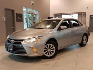 2016 Toyota Camry LE-BACK UP CAMERA-BLUETOOTH-ON