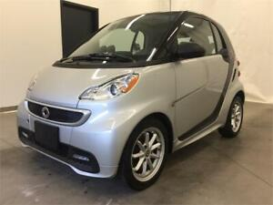 2014 SMART FORTWO ELECTRIC DRIVE PASSION (67,000 KM, FULL!!!)