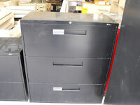 3 Drawers Lateral Filing Cabinet