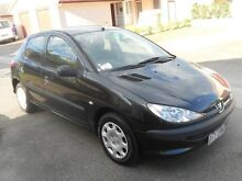 2004 Peugeot 206 XR 5 Speed Manual Hatchback Beenleigh Logan Area Preview