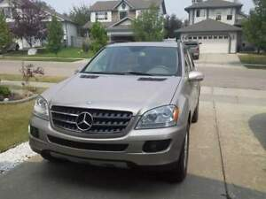 2007 Mercedes-Benz M-Class CDI SUV, Crossover