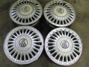 Set of  Ford 14 Inch Rims 4 Bolt