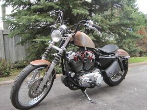 Harley Davidson 1200XL Custom (quick sale)