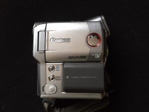 Optura  Video Camcorder