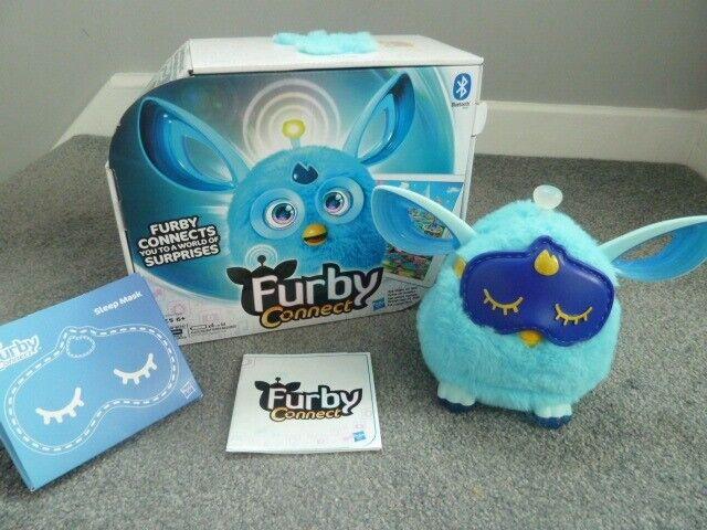 Furby Connect (blue)  | in Ipswich, Suffolk | Gumtree