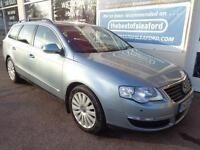 Volkswagen Passat 2.0TDI CR ( 140PS ) 2008 Highline S/H Full MOT P/X Swap
