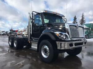 2018 International 7400 Dump Truck Chassis
