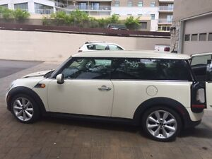 2011 MINI Clubman Wagon