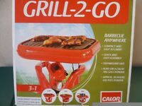 Calor Grill-To-Go Freestanding Gas BBQ